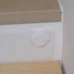 Scala in legno ed acciaio per interni 33